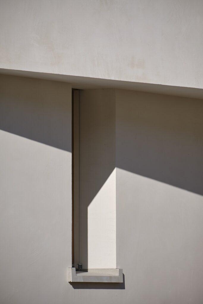 Haus Holdergasse, Fassade, Putz, Fenster, BE Architekten, Olex, Oliver Lins